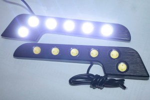 Lampu LED DRL CJ4